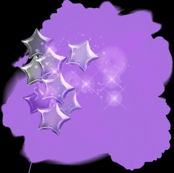 Iris Anima Decoração de Festas